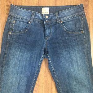 Arden B Boot cut Blue Jeans